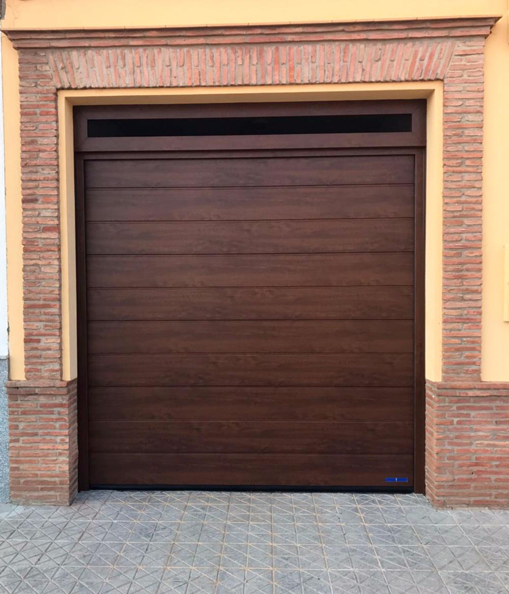 Puertas de cochera baratas awesome awesome com puerta garaje compraventa de artculos de - Puertas de garaje precios segunda mano ...